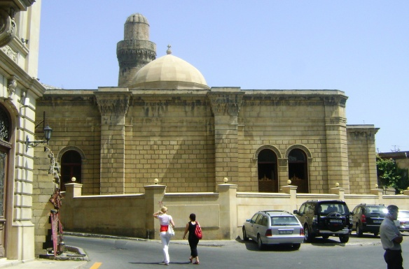 the Juma Mosque