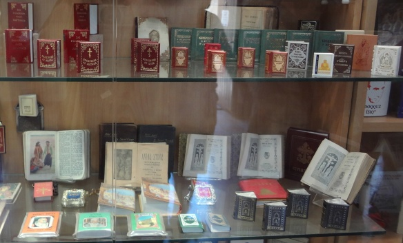 Museum of Miniature Books, Baku.