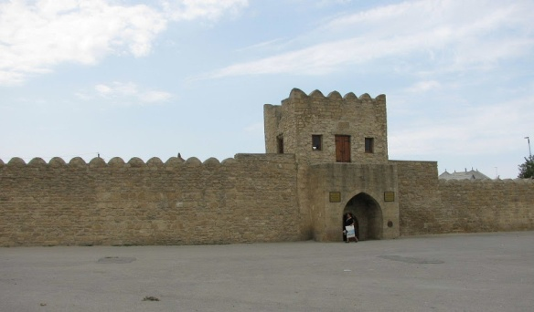 The Gate of Zoroaster Temple