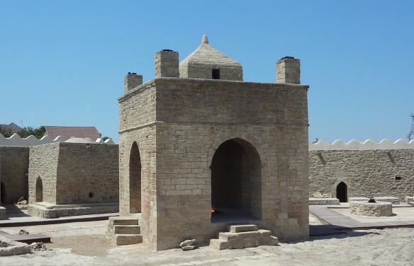 Main Altar of the Shrine