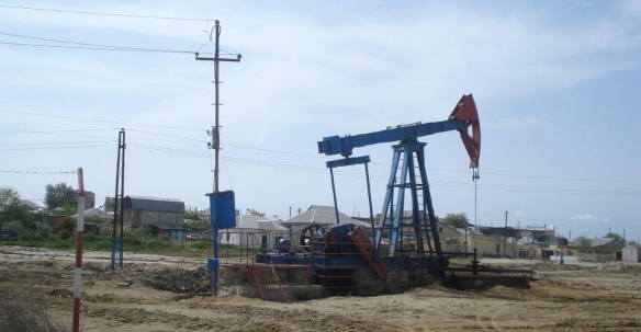 Azerbaijan is an oil-producing country.