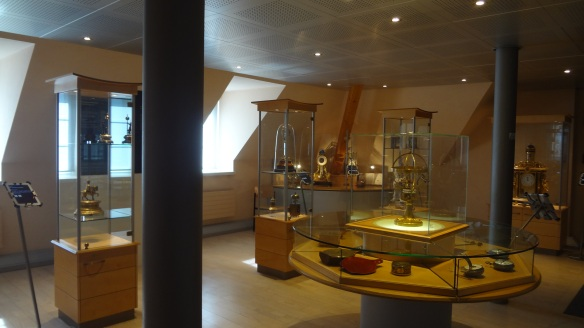 Exhibition hall of the museum