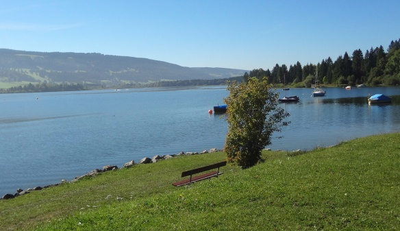 Lac de Joux (Lake Joux)
