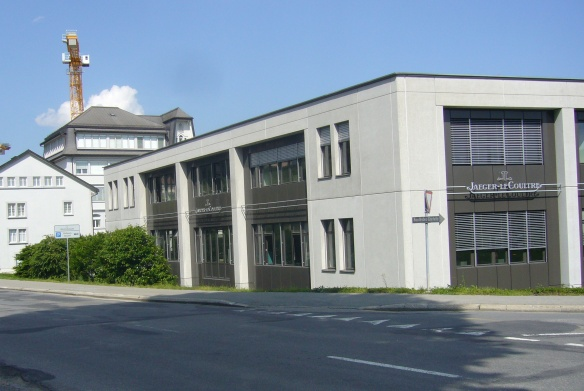 Factory of  Jaeger-LeCoultre
