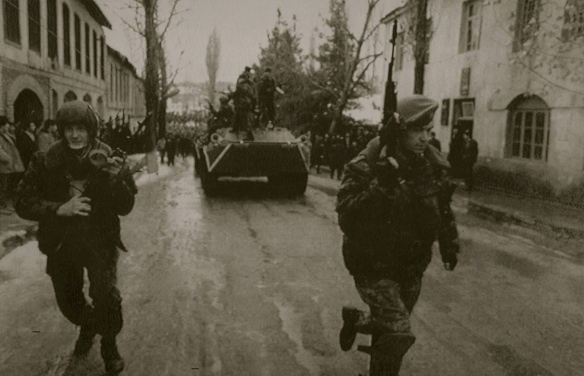 The bloodthirsty wolves invaded Baku on the early morning of January 20 1990.