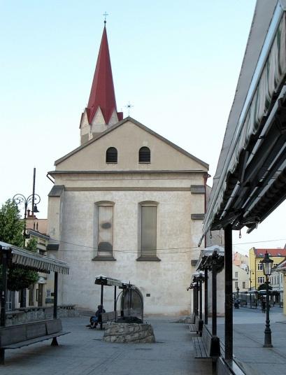 Dominican Church, Košice