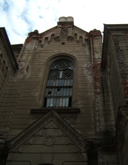 Synagogue on Zounarska Street, Košice