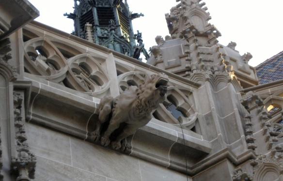 Gargoyle of St. Elizabeth Cathedral