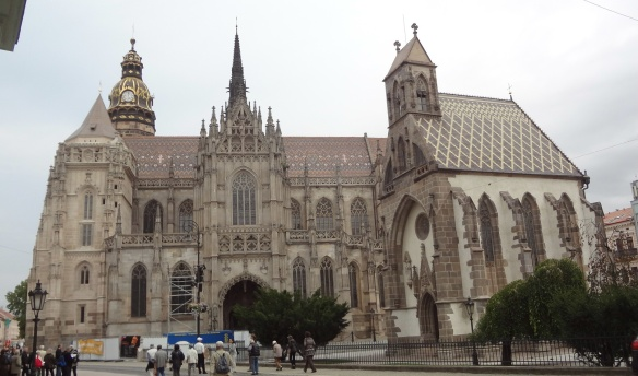 St. Elisabeth Cathedral and Saint Michael Chapel