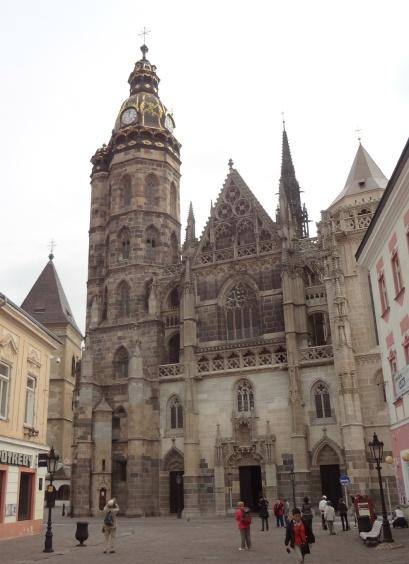 St. Elizabeth Cathedral Košice