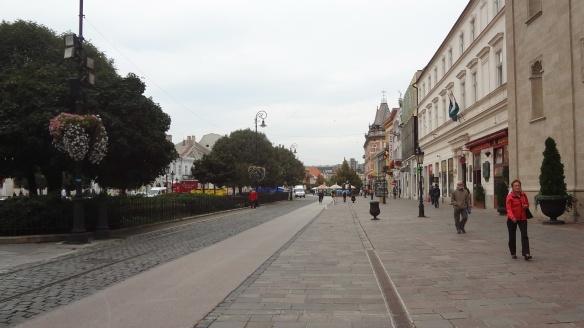 Main Street Kosice