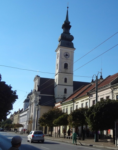 Griech kath Kirche (Greek catholic church)