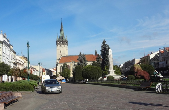 St. Nicholas Church, Presov