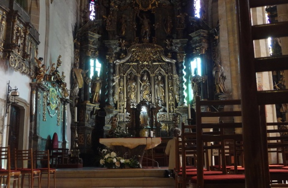 Main Alter of the St. Nicholas Church