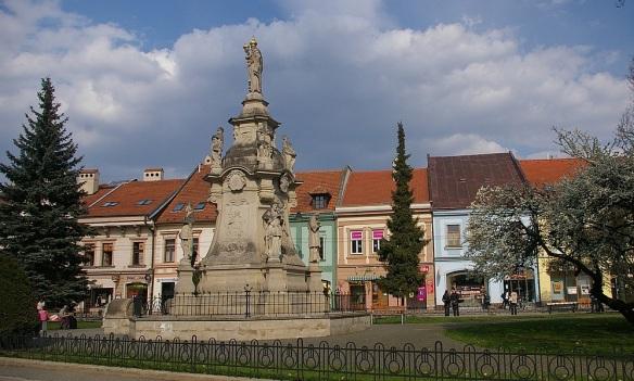 Statue der Unbefleckten Empfängnis