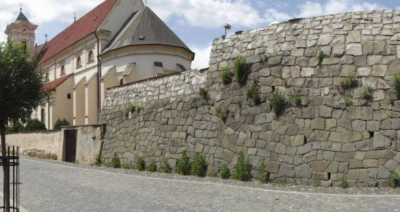 Franziskanerbastei (Franciscan Bastion)