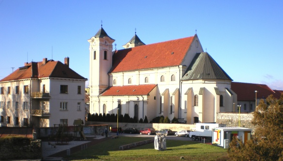 Franziskanerkloster (Franciscan monastery)