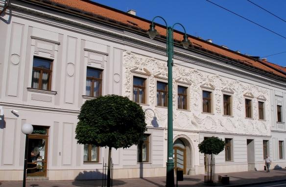 Palac Klobušických (Palace Klobusickych)