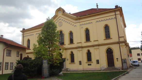 Ortodoxna Synagoga (Orthodox Synagogue)