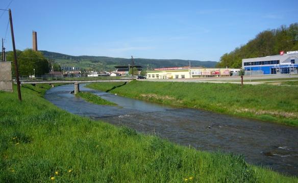 Topľa river