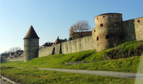 Bardejov, Town Wall