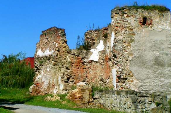 Ancient walls of Bardejov