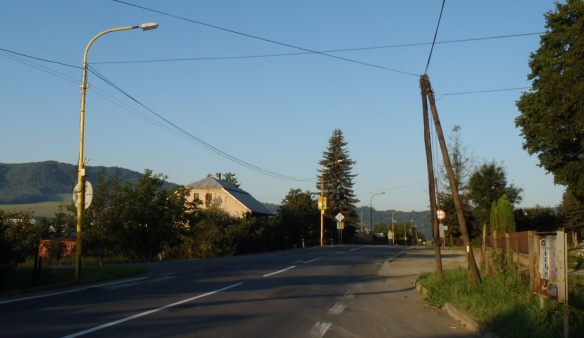 Getting to The Village of Ladomirová