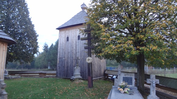 Cemetery of the church
