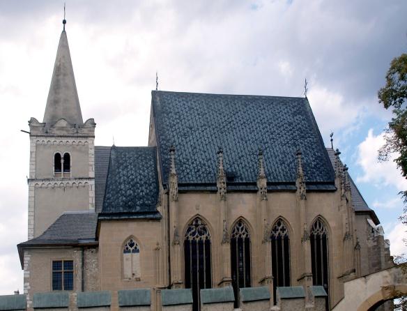 St. Martin's Cathedral, Spišská kapitula
