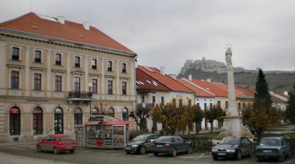 Spišské Podhradie Palace