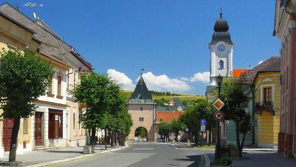 Town Gate of Levocz