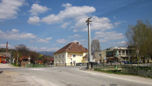 Jasov Village Cetre