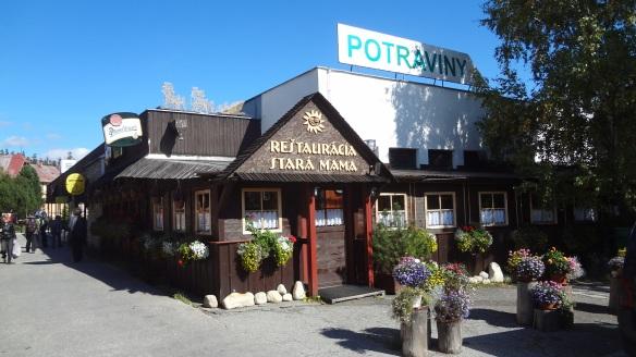 Restaurant Stara Mama
