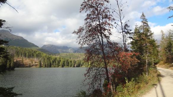 Štrbské Pleso (Lake)
