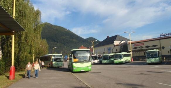 Ružomberok Bus Terminal