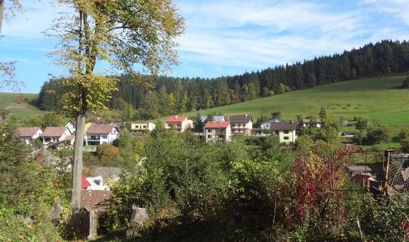 Leštiny Village