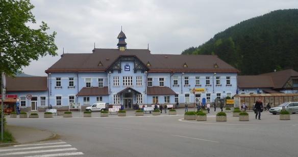 Ružomberok railway Station