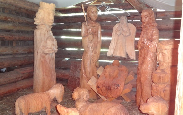 They are good at wood carving.