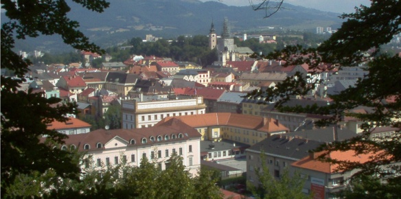 City of Banská Bystrica, Slovakia