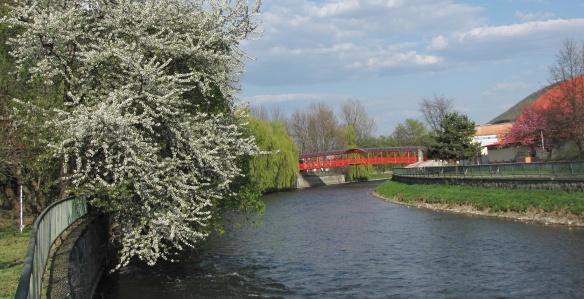 Hron River