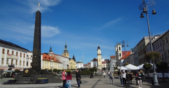 Slovak National Uprising Square, Banská Bystrica