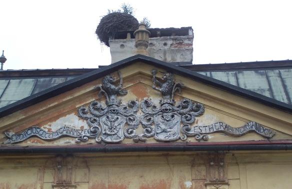 Soósovsko-Géczyovský kaštieľ (manor-house)