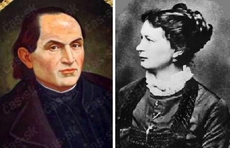 Marinas Pischlovej and Andrea Sládkoviča