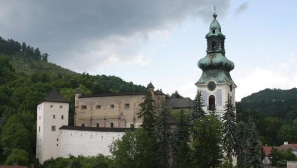 Old Castle, Banska Stiavnica