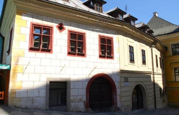 House Marina Pischlová, Banská Štiavnica