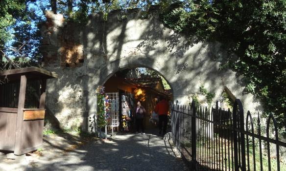 Gate of the Bojnice Castle