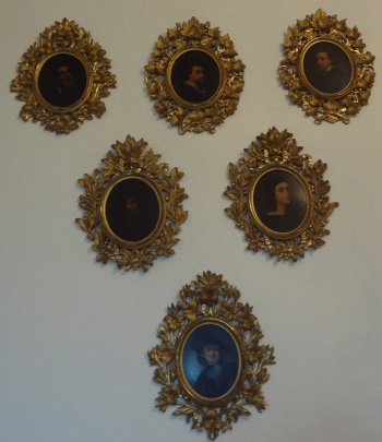 Portraits of the Habsburgs