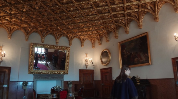 Superbly decorated Golden Hall