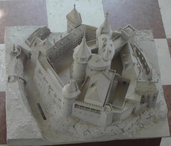 The Castle Figure