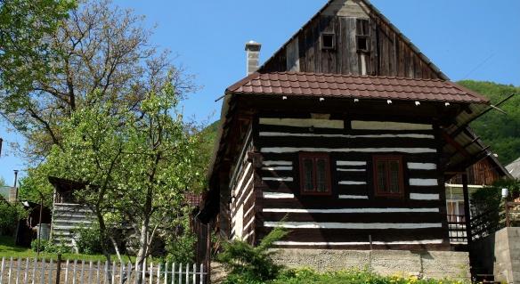 Cottage in Košecké Rovné Village